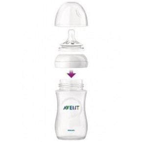 Avent Natural PP Biberon 260 ml