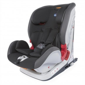 Chicco Youniverse Fix 1 2 3 Oto Koltuğu (9 - 36 kg) - Black