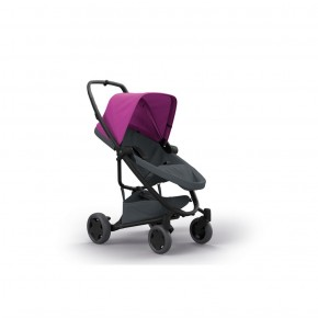 Quinny Zapp Flex Plus Bebek Arabası / Pink On Graphite